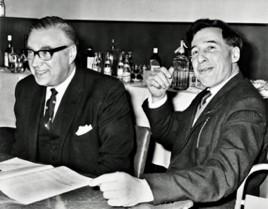 Robert Edwards e Patrick Steptoe